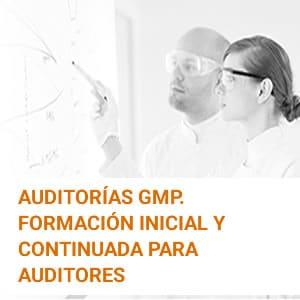 Auditorías GMP