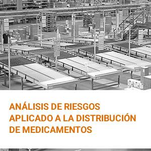 Curso análisis de riesgos aplicado a la distribución de medicamentos